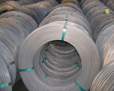 Secondary Galvanized Steel Wire